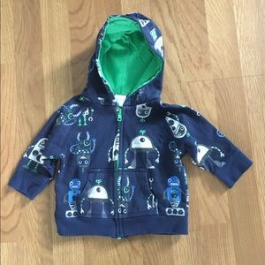 Other - Gymboree Hoodie 6-12 Months